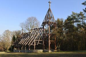 Kostol sv. Ladislava, tiež ľudovo zvaný Rastlinný kostol sv. Ladislava.