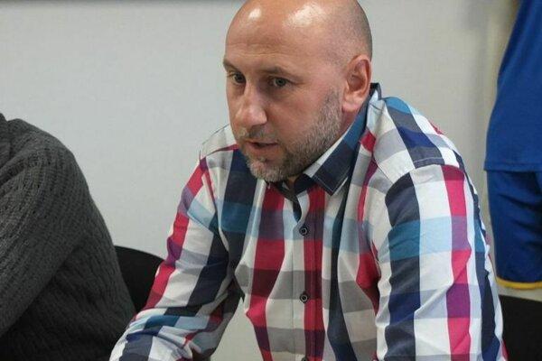 Rastislav Urgela, tréner FK Pohronie.