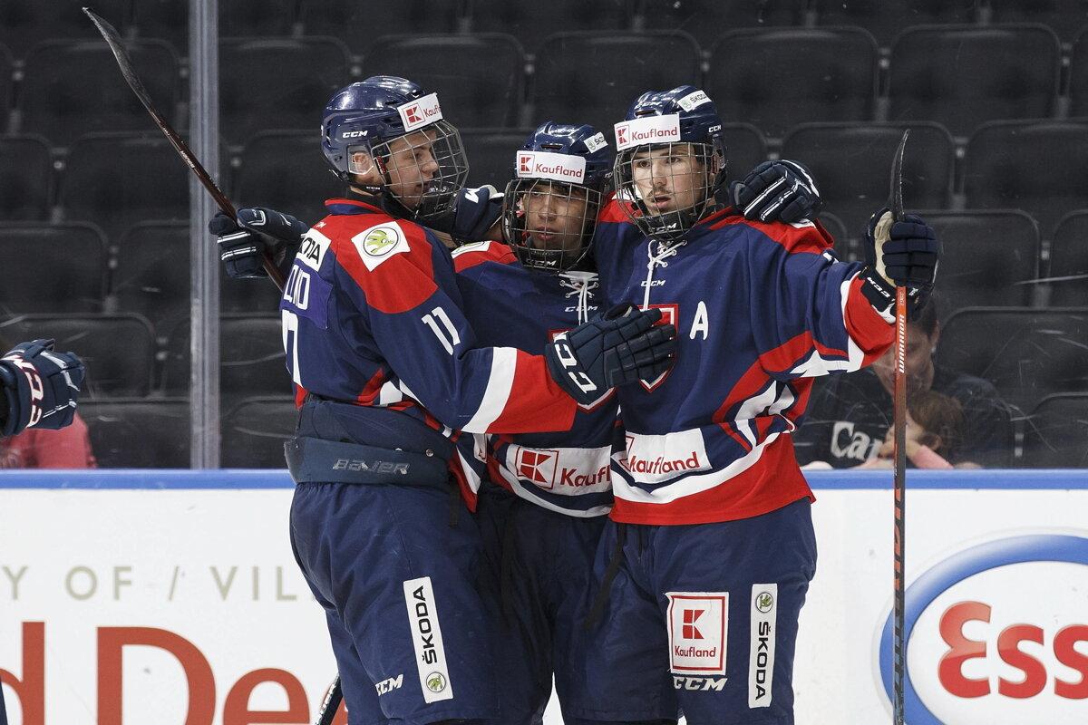 10e58bdced480 Program, výsledky, tabuľky - MS hokej do 18 rokov 2019 - Šport SME