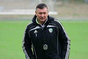 Nový tréner futbalistov Prešova Jaroslav Galko.
