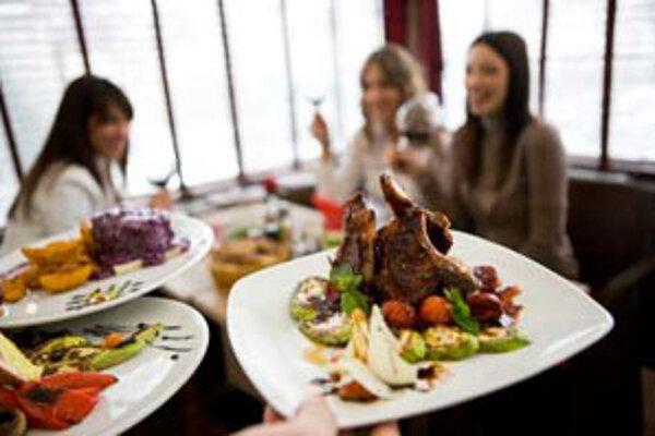 Zrušením gastrolístkov by sa znížil záujem zamestnancov o stravovanie.