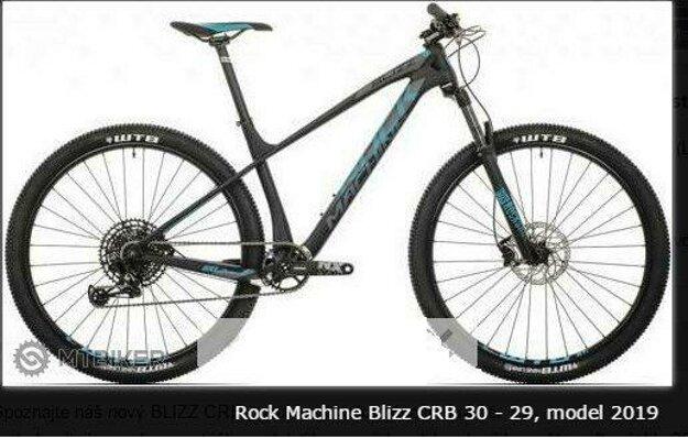 Takto nejako vyzeral ukradnutý bicykel.