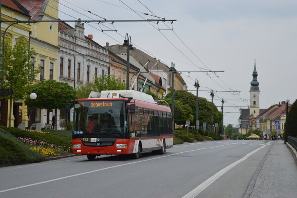 Dopravný podnik mesta Prešov chystá obnovu vozového parku.