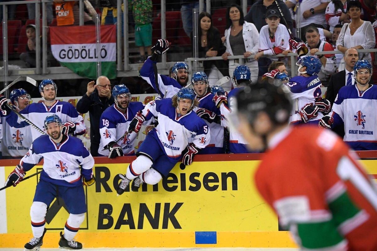 cf524e4a55174 Veľká Británia a jej nominácia na MS v hokeji 2019 - Šport SME