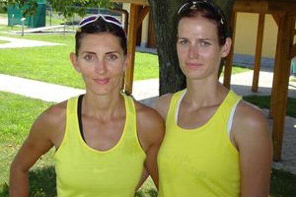 Repáková s Budaiovou patria medzi najlepšie páry v kategórii žien na Slovensku.