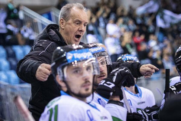 Milan Jančuška je v Nových Zámkoch spokojný.