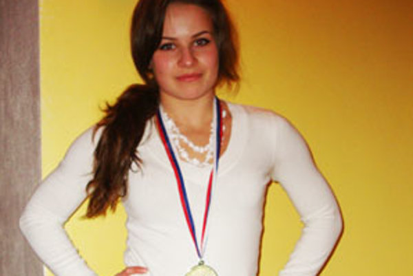 Dorota Balciarová má za sebou úspené predstavenie na Balkáne
