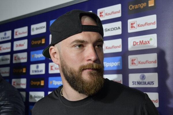 Zvolenský rodák Marek Čiliak.