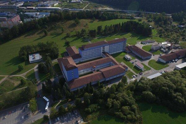 Nemocnica v Brezne