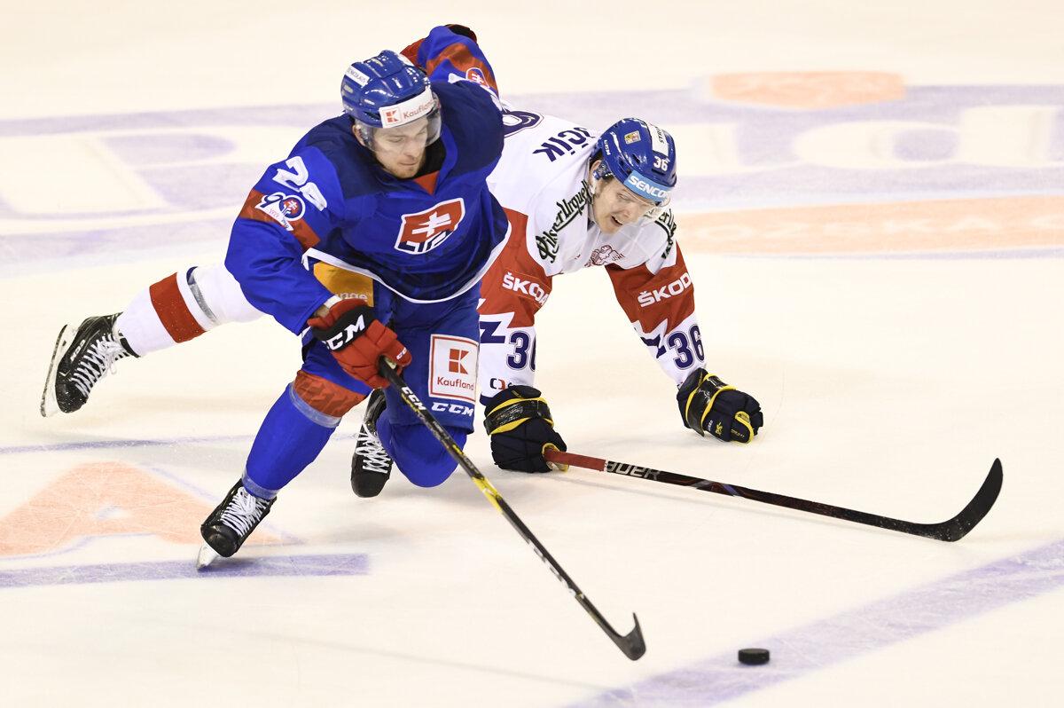 2d121f45cf662 ONLINE: Slovensko - Česko (2. prípravný zápas pred MS v hokeji 2019 ...
