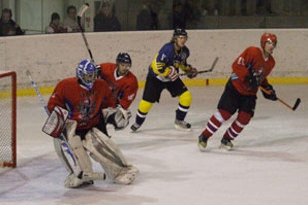 Hokejisti HKM Rimavská Sobota sú suverénnym lídrom súťaže.