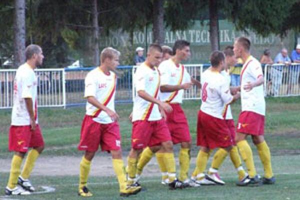 Najväčším sponzorom LAFC je aktuálne mesto Lučenec.