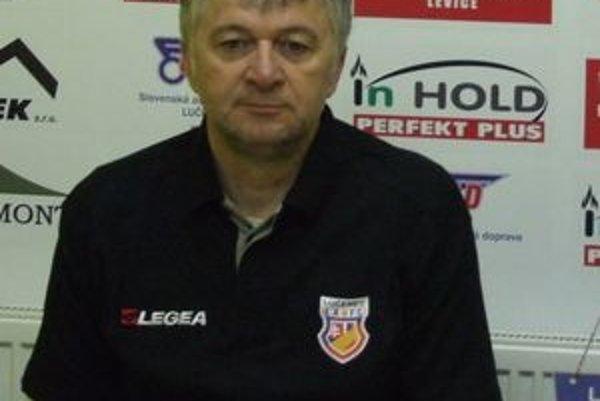 Po jarnom derby vystriedal Miroslava Kovaniča pri kormidle LAFC Ladislav Molnár.