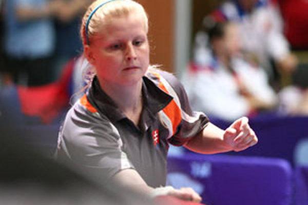Martina Adámeková získala prvú medailu zo slovenského šampionátu v kategórii žien.