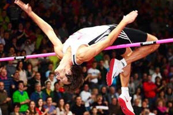 V slovenskej výprave nebude chýbať ani výškar Michal Kabelka.