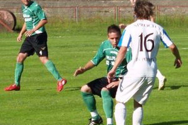 Ružiná hrá aktuálne najvyššiu futbalovú súťaž spomedzi novohradských tímov.