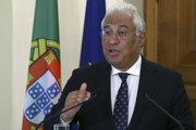 Portugalský premiér Antonio Costa.