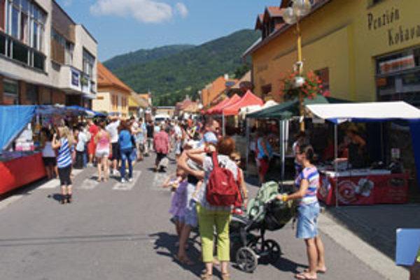 Festivalu ľudovej kultúry začal vo štvrtok a skončí sa v nedeľu.