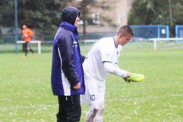 Ondrej Vrábel strelil oba góly juniorov FC Nitra pri upršanom víťazstve 2:1 nad Šaľou.