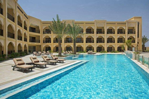 HotelDoubleTree by Hilton Resort Marjan Island 5*, Spojené Arabské Emiráty
