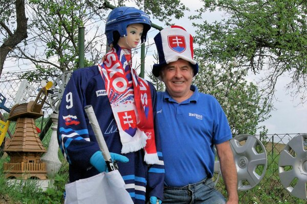 Ján Kovačka je na blížiaci sa svetový šampionát vhokeji pripravený.