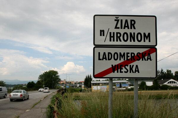 Prvé kamery by mali monitorovať vjazd do mesta od Ladomerskej Viesky.