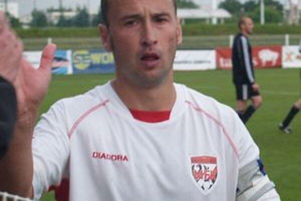 Kapitán MŠK Rimavská Sobota Jozef Pisár tvrdí, že niektorí hráči hrali katastrofálne.