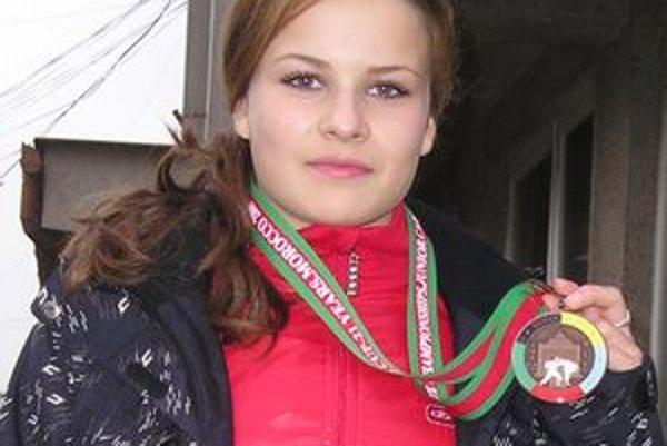 Dorota Balciarová bravúrne zvládla premiéru na novembrových majstrovstvách sveta.
