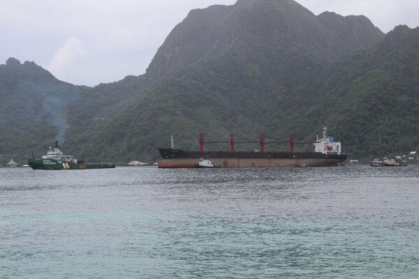 Loď Wise Honest prepravovala niekoľko rokov hnedé uhlie z Ruska do Severnej Kórey.