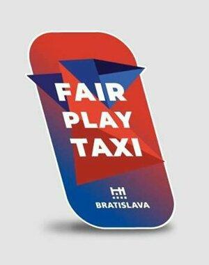 Bratislava vydala nálepku pre taxikárov, ktorí sľúbia, že nebudú okrádať zákazníkov.