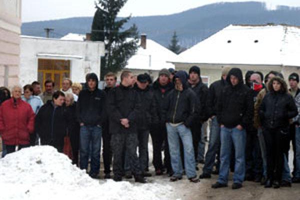 Dnešné zhromaždenia Slovenskej pospolitosti mali pokojný priebeh.
