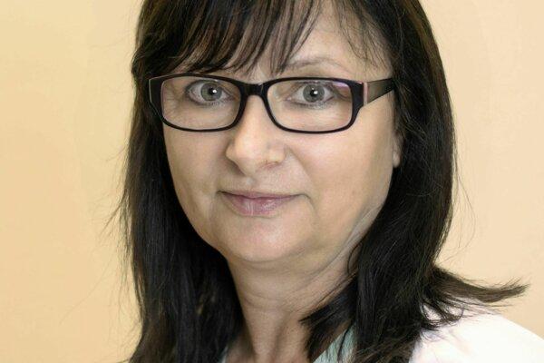 Biele srdce má aj Zuzana Bukovcová.