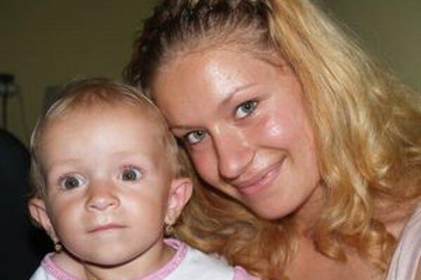 Pre rodinu Danyiovú sú ich vnučka Lucka a dcéra Bibka všetkým.