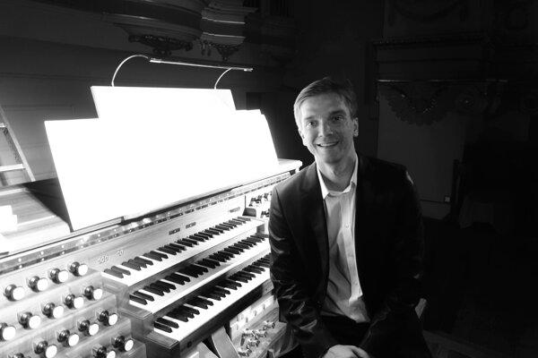 Záverečný koncert festivalu Ars Organi bude patriť Darkovi Plelovi.