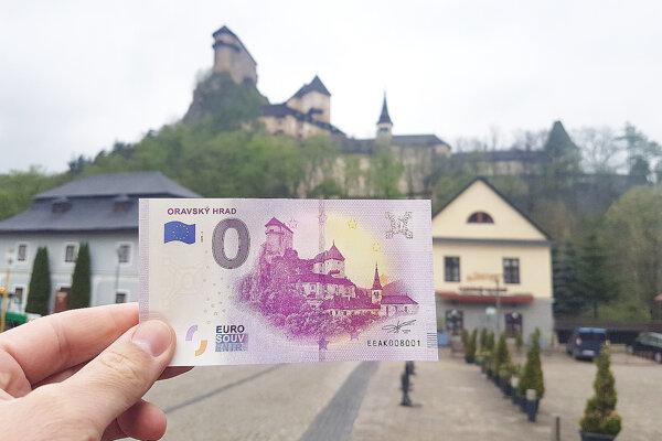 Druhé vydanie bankovky.