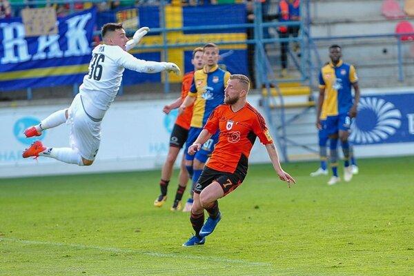 Ružomberok vo Fortuna lige skončil tretí.