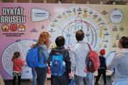 Výstava Dyktát Bruselu v Novej Cvernovke približuje čo je to Európska únia