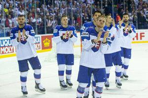Slovenskí hokejisti odohrali posledný zápas na MS v hokeji 2019.