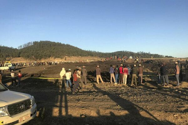 Nehodu neprežil nik zo 157 ľudí na palube stroja Boeing 737 Max-8.