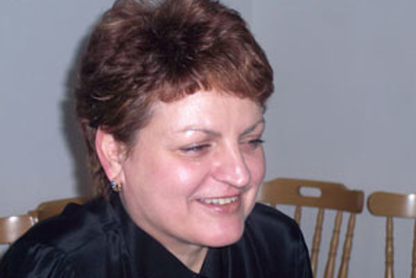 Riaditeľka divadla a poslankyňa Marcela Kršková.