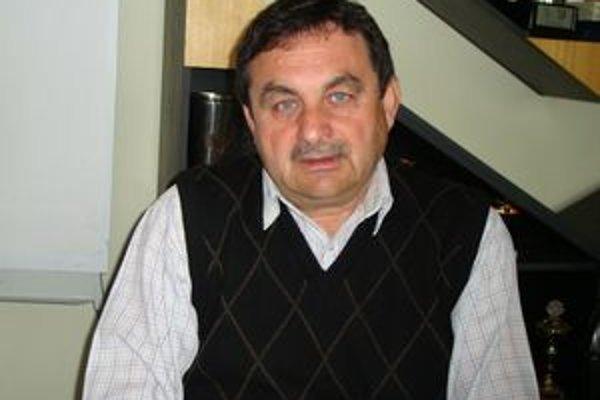 Športový riaditeľ MŠK Rimavská Sobota Ladislav Danyi tvrdí, že angažovanie Sedláka bolo dobrou voľbou.