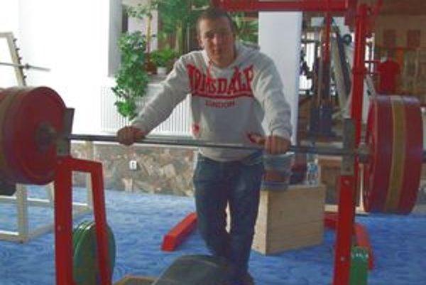 Miroslav Čaba sa na európskom šampionáte v Maďarsku postaral o prekvapenie. Do Lučenca priniesol najvzácnejší kov.