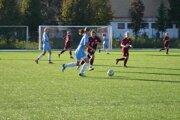 V 2. futbalovej lige žien sa hrá predposledné kolo.