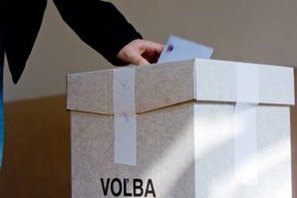 Nie všetci boli s výsledkami komunálnych volieb spokojní.