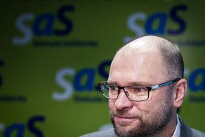 Predseda SaS Richard Sulík sa pokúsi vytvoriť širokú pravicovú vládu.
