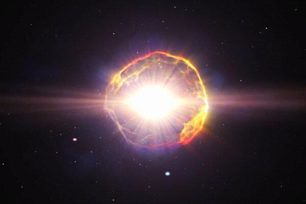 Výbuchy supernov, ktorých je niekoľko typov, sú ozajstné vesmírne katastrofy.