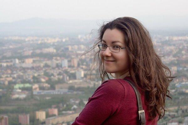 Zuzana Forraiová, výrobkyňa čokolády.