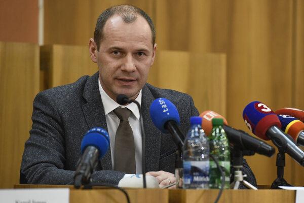 Manažér Asociácie hotelov a reštaurácií Slovenska (AHSR) Marek Harbuľák.