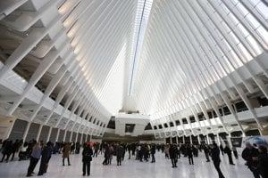 V interiéri Oculusu dominuje biela farba.