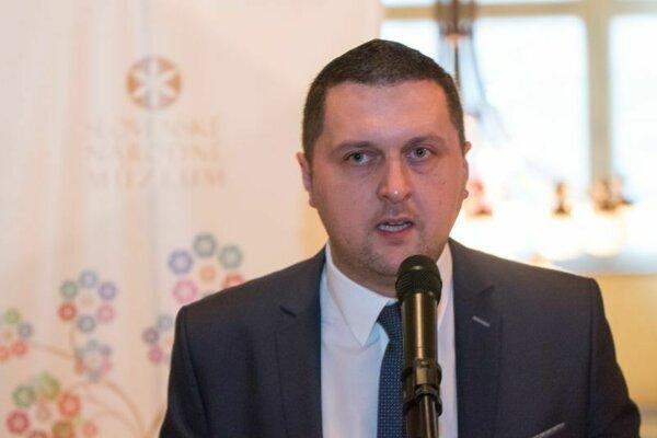 Generálny riaditeľ Štátnej ochrany prírody SR Martin Lakanda.